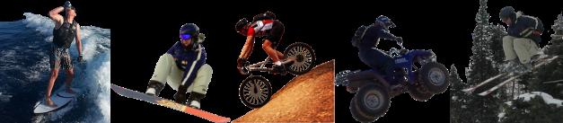 Bryan David Byrge Live Big Main Profile Surfing Snowboarding Mountain Biking 4 Wheeling Skiing 1975 2014 bb