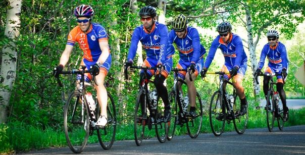 Alpine-team-ride
